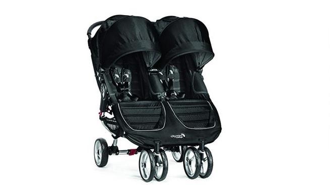 Baby-Jogger-City افضل عربة اطفال للتوأم