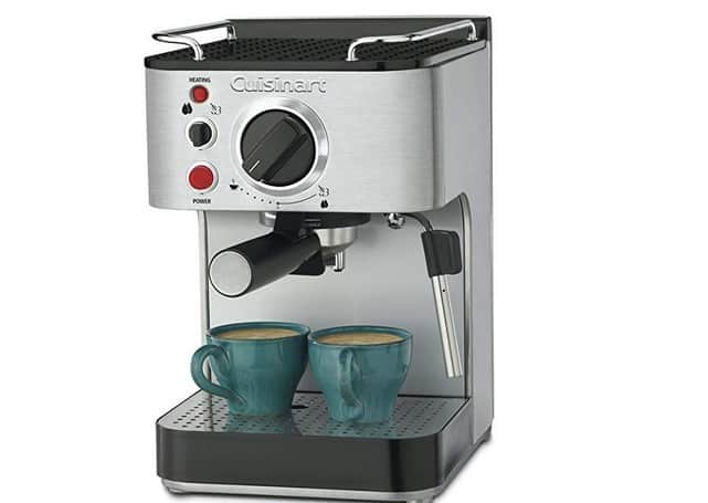 كويزن آرت Cuisinart EM-100 افضل ماكينة قهوة للمقاهي