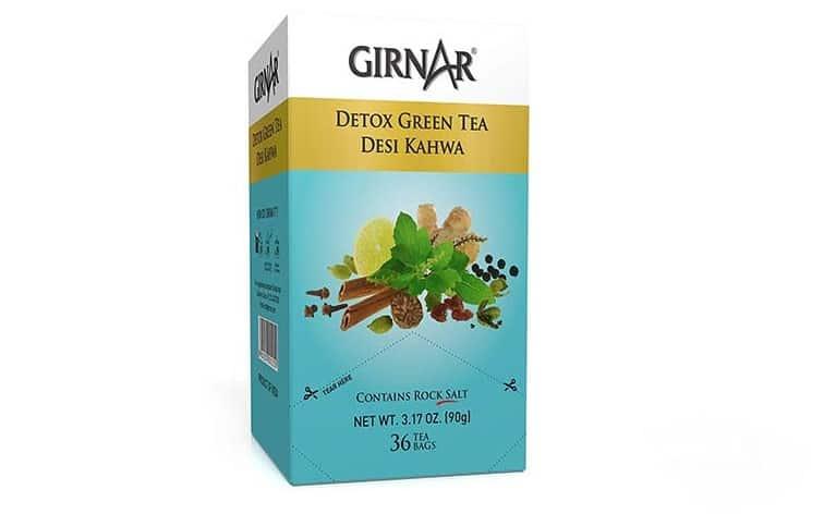 Desi-Kahwa  افضل انواع الشاي الاخضر جابر القحطاني