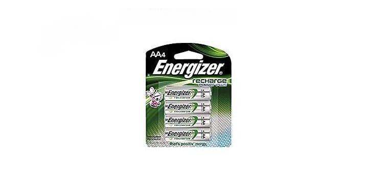 بطاريات إينيرجايزر Energizer Recharge Power Plus