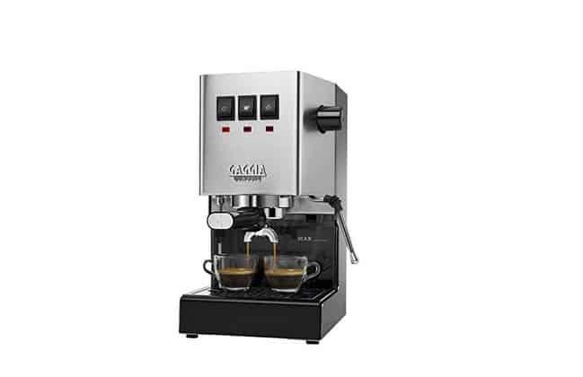 جيجيا كلاسيك برو Gaggia Classic Pro افضل ماكينة قهوة اسبريسو منزلية