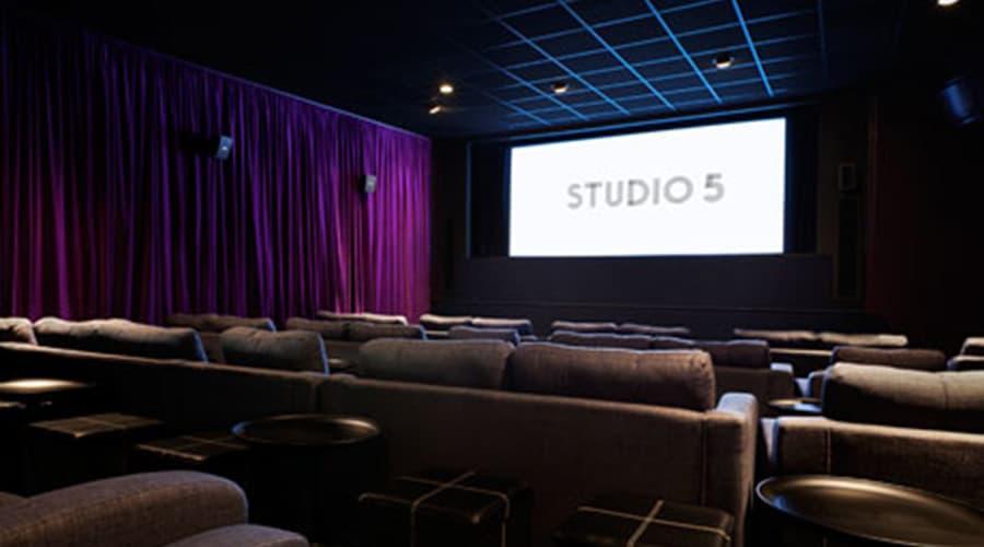 جينيسيس سينما وايت تشابل Genesis Cinema Whitechapel