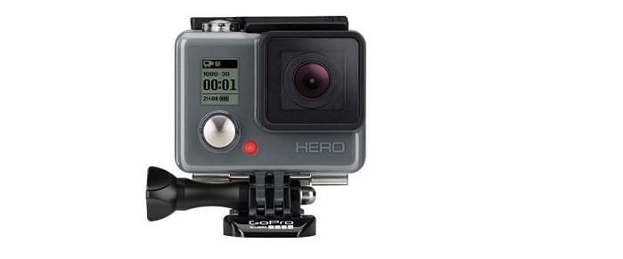 كاميرا GoPro HERO افضل كاميرات درون للتصوير الجوي