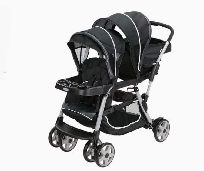 Graco-Ready عربات اطفال توائم مذركير