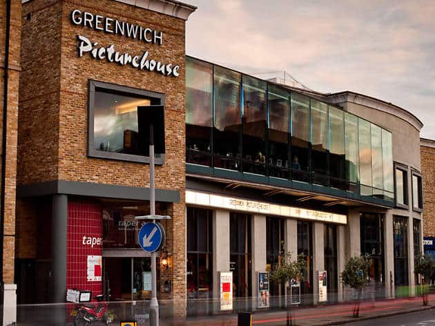 غرينتش بيكتشر هاوس Greenwich Picturehouse