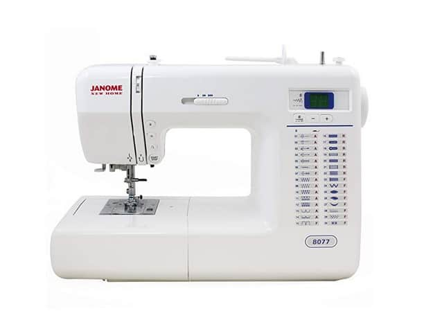 افضل ماكينة خياطة Janome-8077
