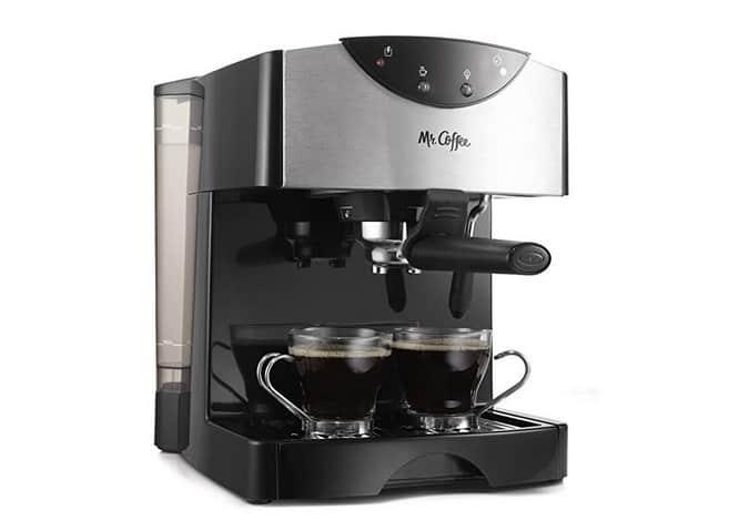 مستر كوفي أوتاميك دوال شوت Mr. Coffee Automatic Dual Shot كيف اختار ماكينة القهوة