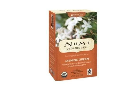 Numi-Organic افضل شاي اخضر للتنحيف مجرب