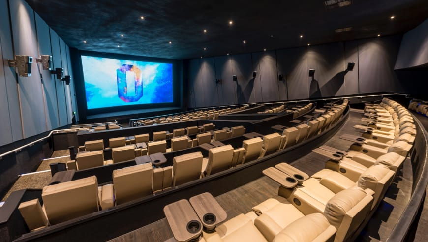 أوديون لوكس بوتني Odeon Luxe Putney