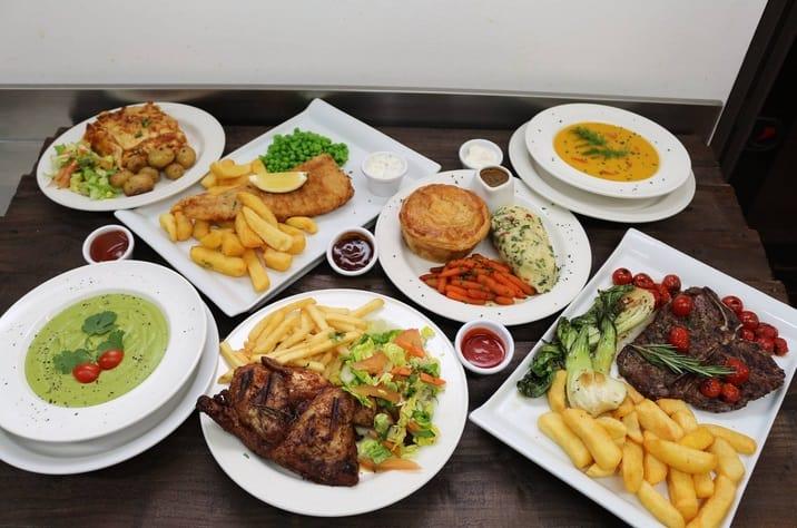 مطعم باي فاكتوري Pie Factory – Whitechapel / Ilford مطاعم لندن العرب المسافرون