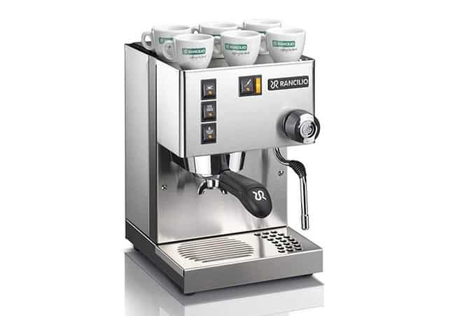 رانسيليو سيلڤيا إسبريسو Rancilio Silvia Espresso Machine