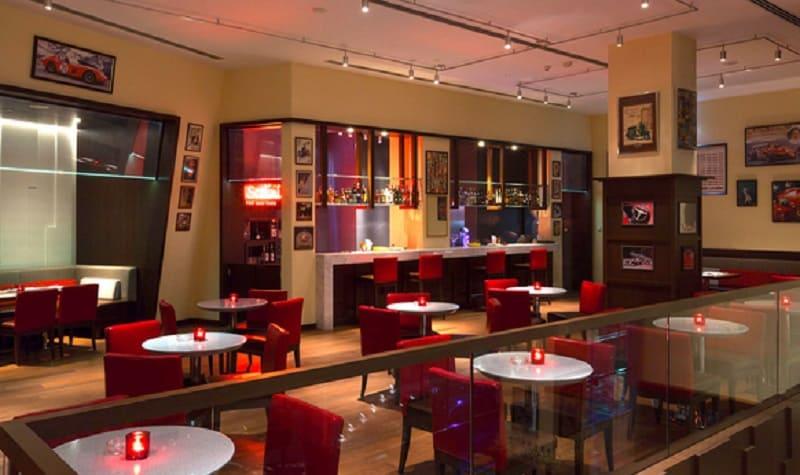 مطعم سكاليني Scalini من افضل مطاعم شارع نظامي باكو