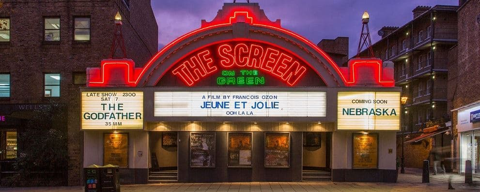 سكرين اون جرين Screen on the Green Islington