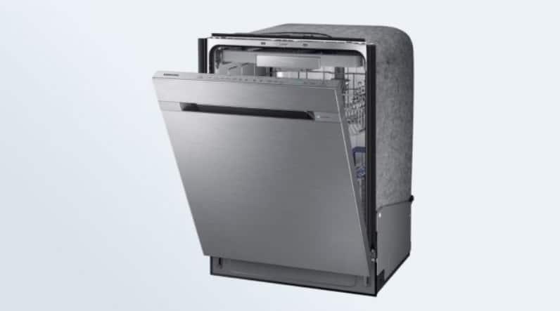 Samsung DW80M9960US افضل غسالة صحون
