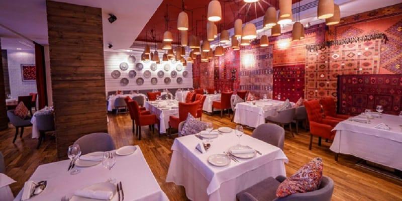 مطعم سماخ Sumakh من المطاعم الحلال في اذربيجان