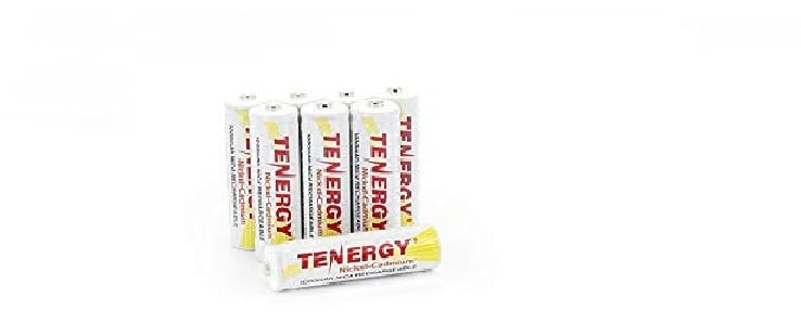 بطاريات تينيرجي Tenergy 96058 AA NiCd
