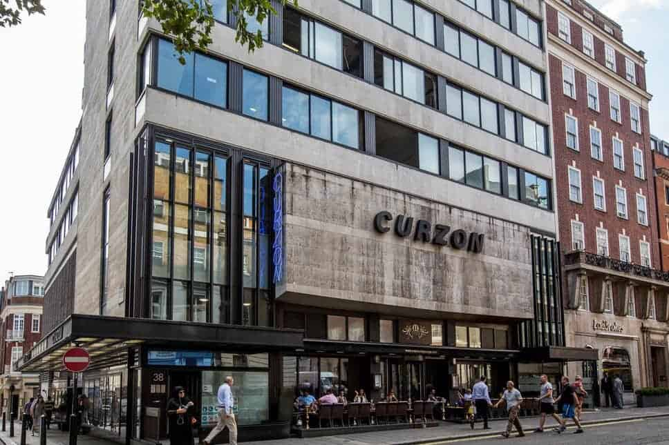 كرزون مايفير The Curzon Cinema in Mayfair افضل سينما في لندن London Cinemas