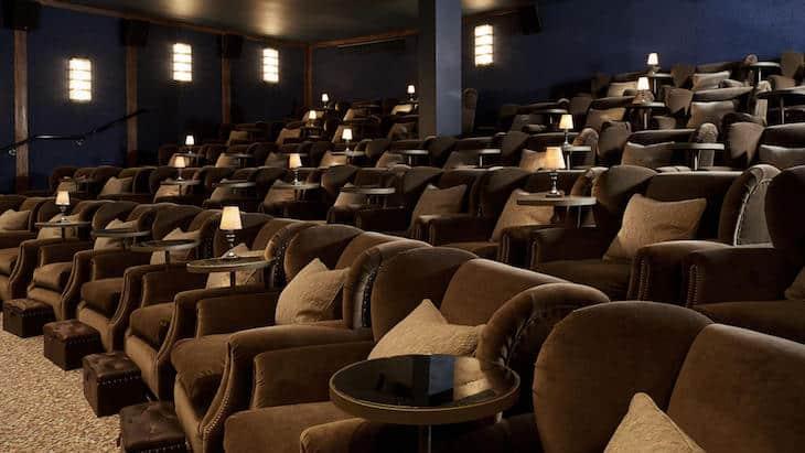 سينما شورديتش The Electric Cinema Shoreditch