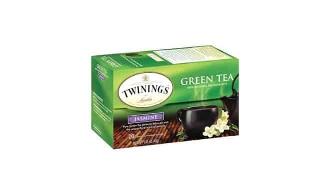 Twinings-of-London الشاي الأخضر يوغي