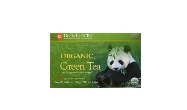 Uncle-Lee's افضل انواع الشاي الاخضر جابر القحطاني
