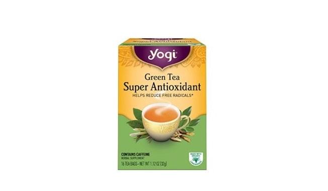 Yogi-Tea الشاي الاخضر تولسي