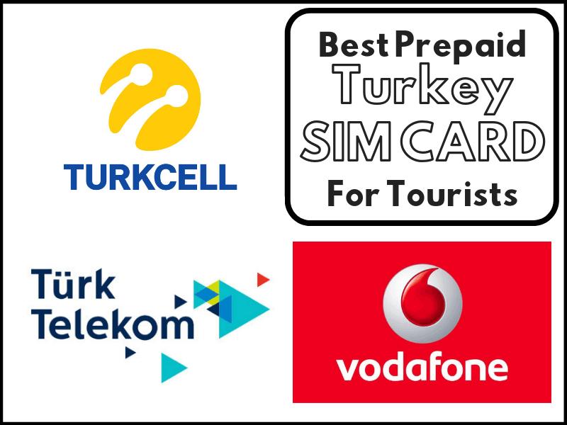 افضل شريحة انترنت في تركيا 2019 best_turkey_sim_card_for_tourists