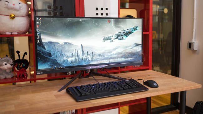 افضل شاشة كمبيوتر للالعاب اسعار شاشات الكمبيوتر 2018 والعمل المكتبي