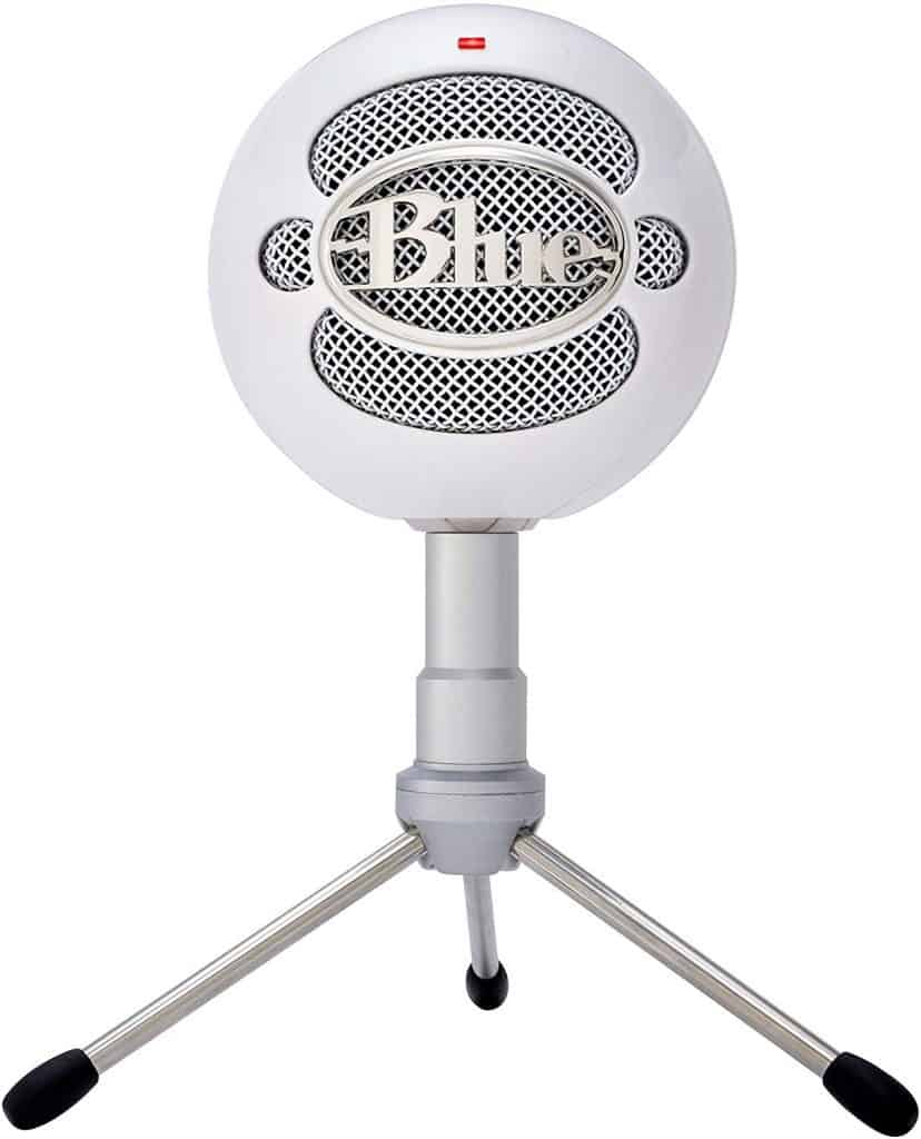 بلو ميكروفون سنو بول Blue Microphones Snowball iCE Microphone افضل ميكروفون للغناء