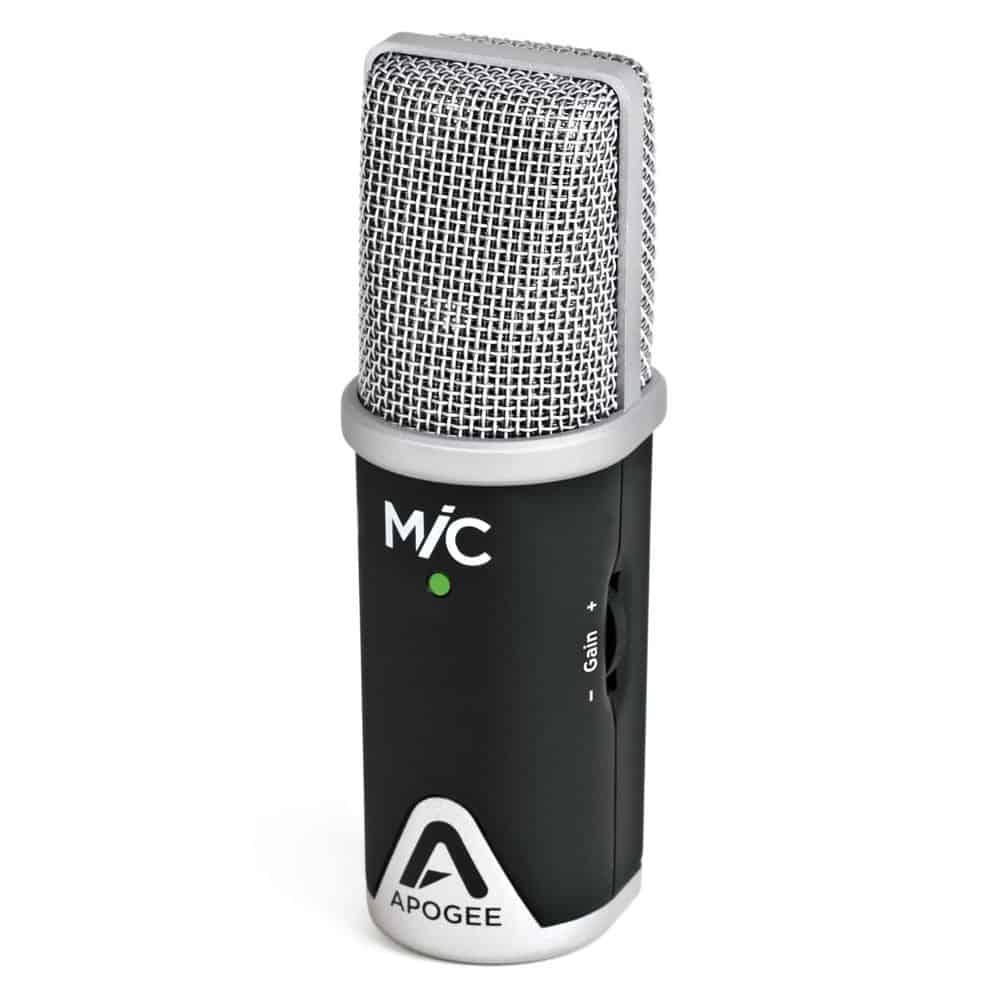 Apogee MiC 96k Professional Quality  ابوجيي مايك Microphone