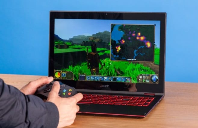 لابتوب آيسر نترو للألعاب Acer Nitro 5 Spin افضل لاب توب عملي ورخيص