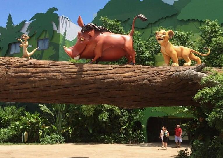 منتجع ديزني آرت أنيميشن Disney's Art of Animation