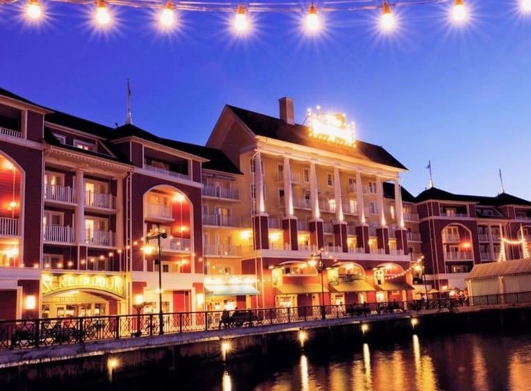 منتجع بودر والك إن Disney's BoardWalk Inn Resort