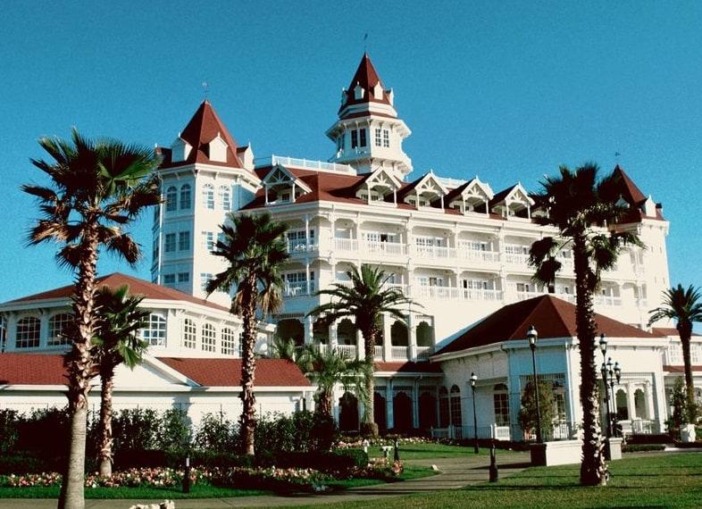 منتجع جراند فلوريديان Disney's Grand Floridian من افضل فنادق عالم ديزني في اورلاندو