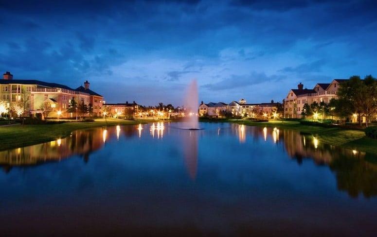 منتجع ساراتوجا سبرينق Disney's Saratoga Springs