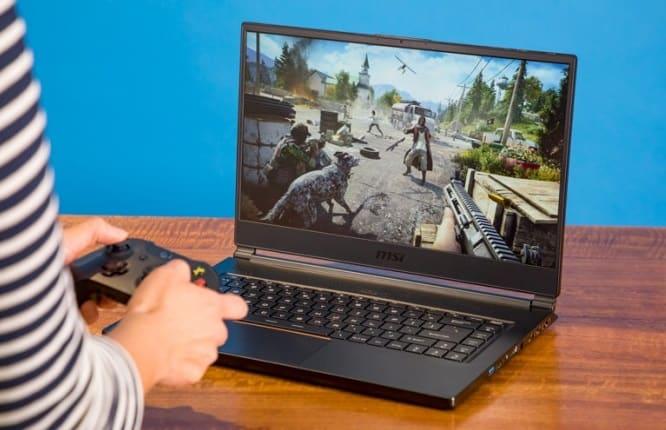 لاب توب إم إس آي للألعاب MSI GS65 Stealth Thin