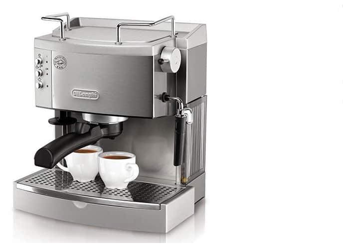 DeLonghi EC702 Pump افضل ماكينة قهوة ديلونجي