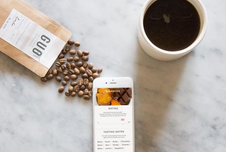 Driftaway افكار هدايا قهوه