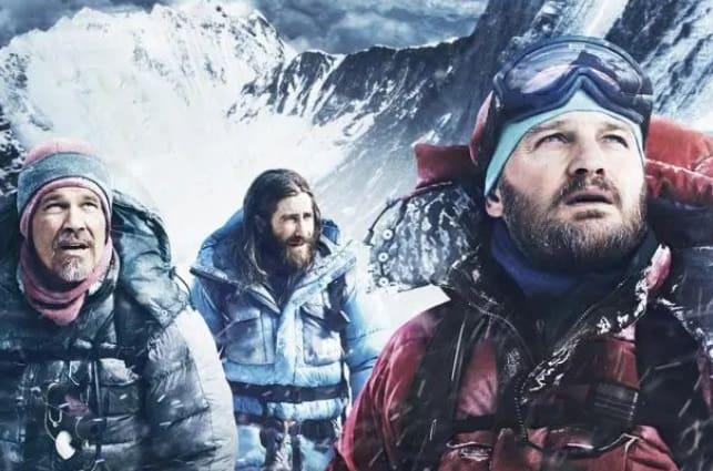 Everest افضل افلام الهايكنق والمغامرة