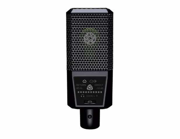افضل مايكروفون للبودكاست وتسجيل الصوتيات الاحترافية LEWITT DGT 450