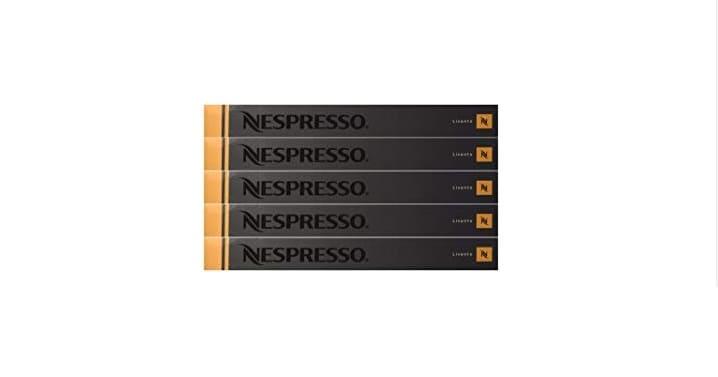 Livanto-Nespresso كبسولات متوافقة مع نسبريسو