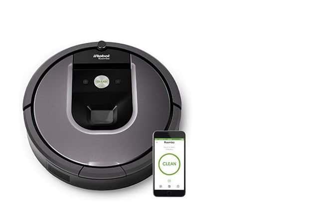 Roomba-960 مكنسة روبوت ال جي