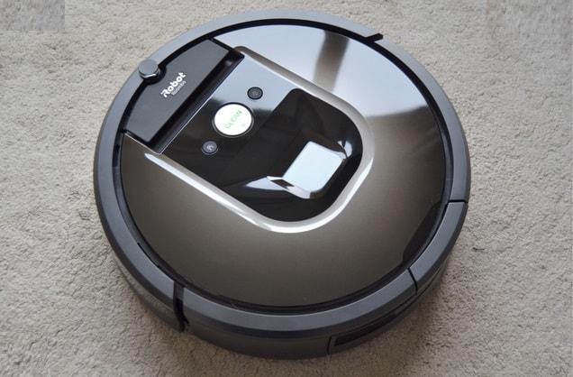 Roomba-980 افضل مكنسة ذكية من رومبا Roomba