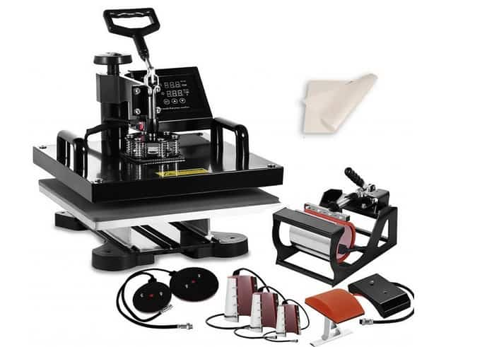 SHZOND ماكينة طباعة على القماش للبيع