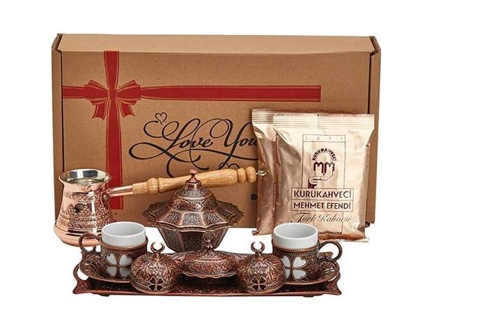 Turkish-Coffee افضل هدايا لعشاق القهوة