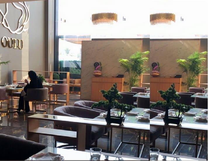 فطور مطعم اولو لاونج في الرياض