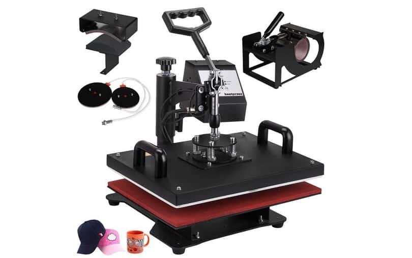 VEVOR-12-X-15 سعر ماكينة الطباعة على الاكواب فى مصر