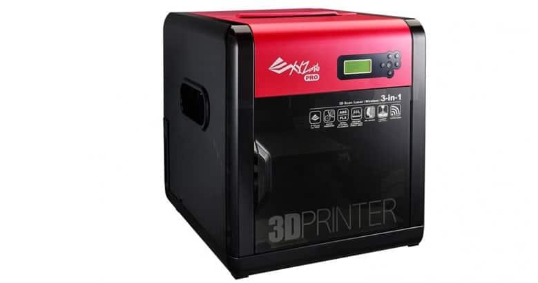 سكانر استعمال خارج Da Vinci 1.0 Pro 3-in-1 from XYZprinting