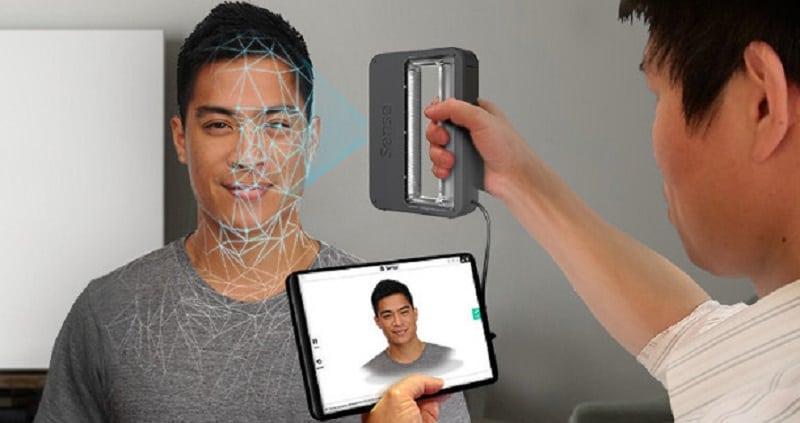 ense-3D افضل سكنر ثلاثية الأبعاد رخيصة السعر