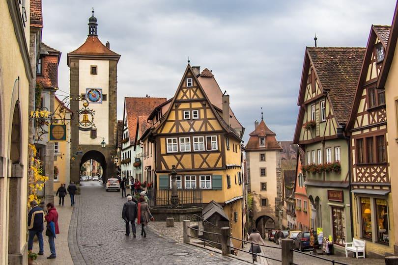 أفضل 10 أماكن لزيارتها في ألمانيا