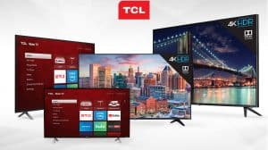 The best TCL TVs افضل تلفزيونات تي سي إل TCL